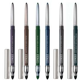 Quickliner For Eyes Intense Clinique - Lápis para Olhos - Ebony