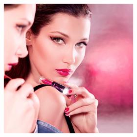 Batom Líquido Dior - Addict Lacquer Plump - 516 DioReve