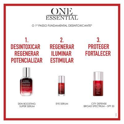 Imagem 3 do produto Sérum Rejuvenescedor Desintoxicante Dior - One Essential Skin Boosting Super Serum - 30ml