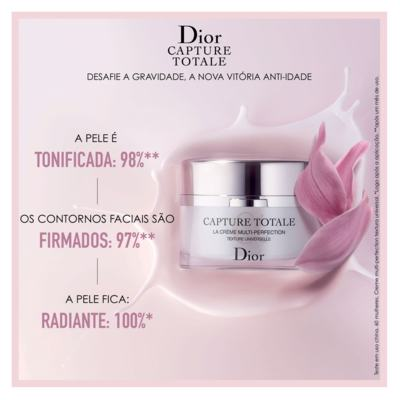 Imagem 2 do produto Creme Anti-Idade Dior Capture Totale Multi-Perfection Creme Universal Texture - 60ml