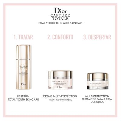 Imagem 4 do produto Creme Anti-Idade Dior Capture Totale Multi-Perfection Creme Universal Texture - 60ml
