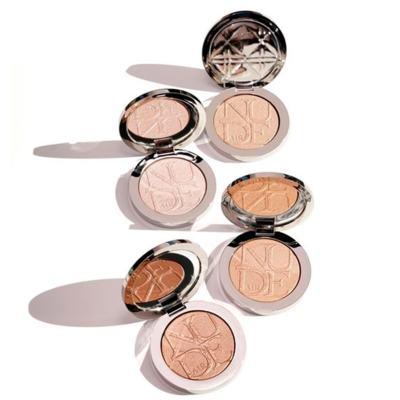 Imagem 4 do produto Diorskin Nude Air Powder Dior - Pó Compacto - 020 - Light Beige