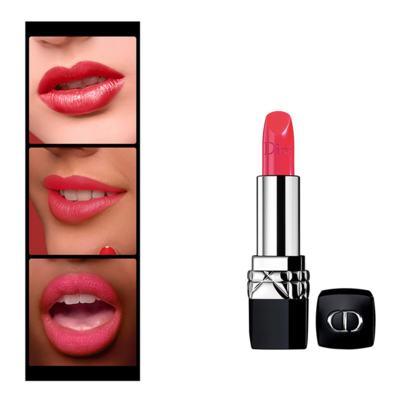 Imagem 4 do produto Rouge Dior Acetinado Dior - Batom - 028 - Actrice
