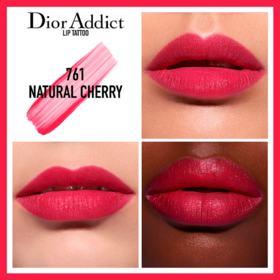 Batom Dior - Addict Lip Tattoo - 761 - Natural Cherry