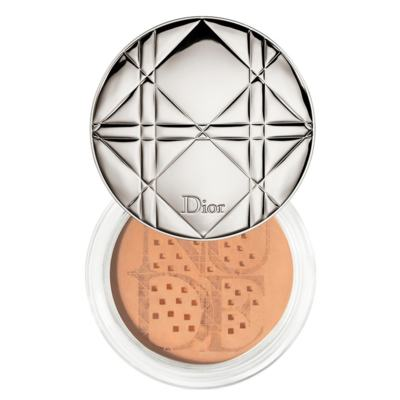 Imagem 4 do produto Diorskin Nude Air Loose Powder Dior - Pó Facial - 040 - Honey Beige