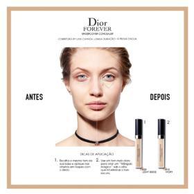 Corretivo Facial - Diorskin Forever Undercover - 020 - Light Beige