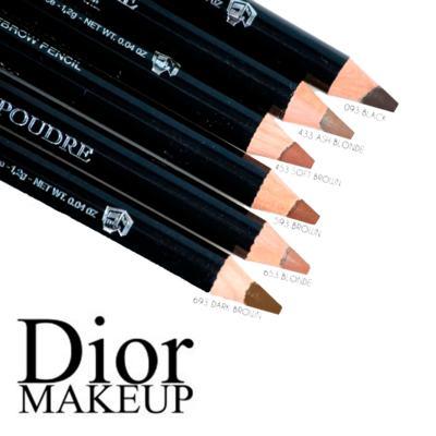 Imagem 4 do produto Sourcils Poudre Dior - Lápis para Sobrancelha - 593 - Brown