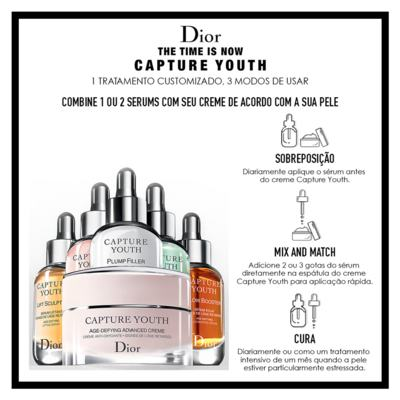 Imagem 5 do produto Sérum Anti-Idade Volumizador Dior - Capture Youth Plump Filler - 30ml