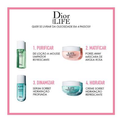 Imagem 5 do produto Máscara Matificante Dior Hydra Life - Mask Pores Away - 50ml