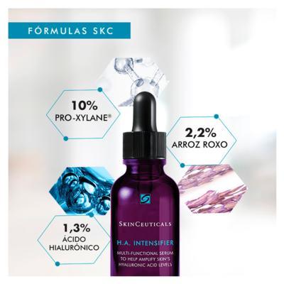 Imagem 4 do produto Sérum Corretor H.A. Intensifier SkinCeuticals - Rejuvenescedor Facial - 30ml