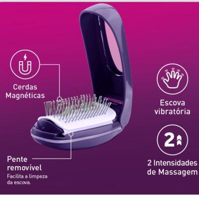 Imagem 1 do produto Escova Therapy Hair RB-HM1178 Ana Hickmann