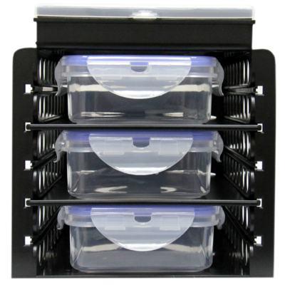 Imagem 7 do produto Bolsa Térmica para Alimentos 42x23x27 cm Batiki DZ-141580 Azul e Cinza
