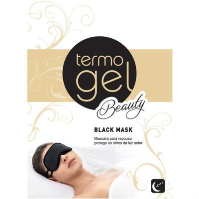 Imagem 2 do produto Máscara p/ Dormir Black Mask Termogel Beauty