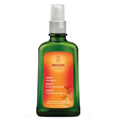 Imagem 1 do produto Óleo para Massagem com Arnica Weleda - Óleo Corporal - 100ml