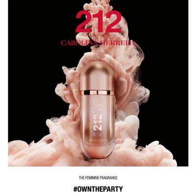 Imagem 4 do produto 212 VIP Rosé Carolina Herrera - Perfume Feminino - Eau de Parfum - 80ml