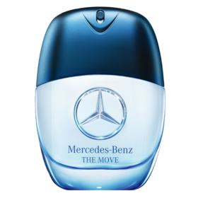 The Move Mercedes Benz Perfume Masculino - Eau de Toilette - 60ml