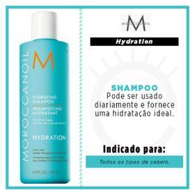 Moroccanoil Hydration Hydrating Shampoo - Moroccanoil Hydration Hydrating Shampoo 250ml