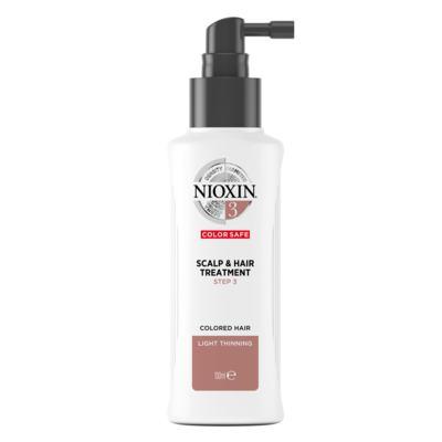 Nioxin Scalp & Hair Sistema 3 - Tratamento Leave-in - 100ml