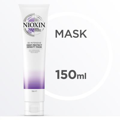 Imagem 6 do produto Mascara Nioxin Deep Protect Density - Mascara Nioxin Deep Protect Density 150ml