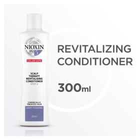 Nioxin Scalp Therapy Sistema 5 - Condicionador Revitalizante - 300ml