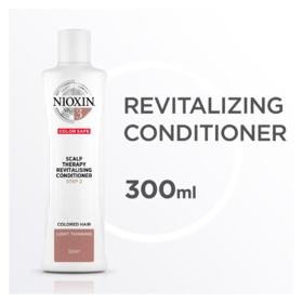 Nioxin Scalp Therapy Sistema 3 - Condicionador Revitalizante - 300ml