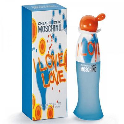 Imagem 5 do produto I love love Moschino - Perfume Feminino - Eau de Toilette - 30ml