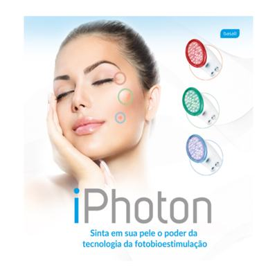 Imagem 5 do produto iPhoton Basall - Aparelho Portátil de Fototerapia - 1 Un