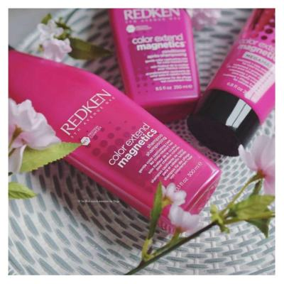 Imagem 5 do produto Redken Color Extend Magnetics Shampoo - Redken Color Extend Magnetics Shampoo 300ml