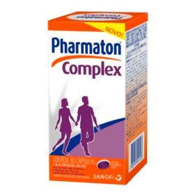 Pharmarton Complex - 30 cápsulas gel