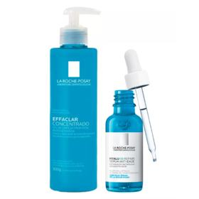 La Roche-Posay Kit - Effaclar Gel + Hyalu B5 Repair - Kit