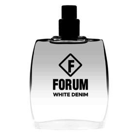 White Denim Forum Perfume Unissex - Deo Colônia - 50ml
