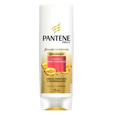 Imagem 1 do produto Condicionador Pantene - Cachos Hidra-Vitaminados | 175ml