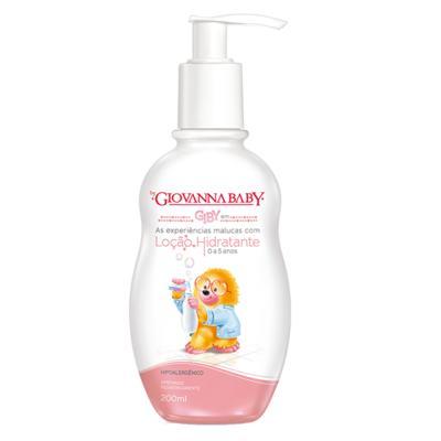 Loção Hidratante Giovanna Baby - Giby | 200ml