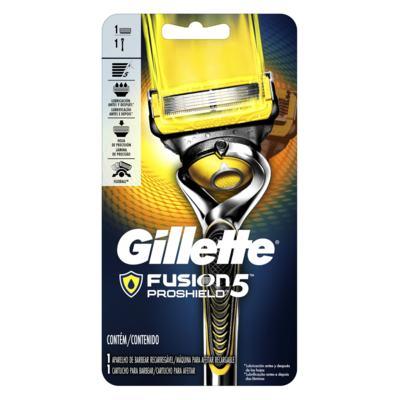 Imagem 12 do produto Aparelho de Barbear Fusion5 Proshield Gillette - 1 Un