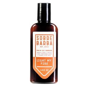 Balm de Barba Sobrebarba - Light My Fire