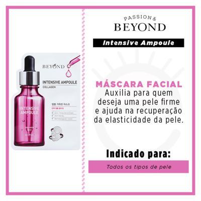 Imagem 2 do produto Máscara Facial Passion & Beyond - Colágeno - 1 Un