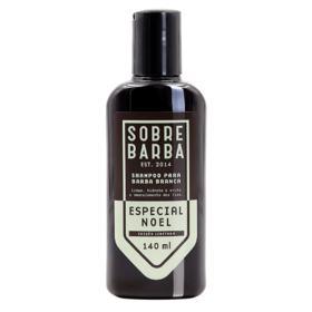 Especial Noel Sobrebarba - Shampoo para Barba Branca