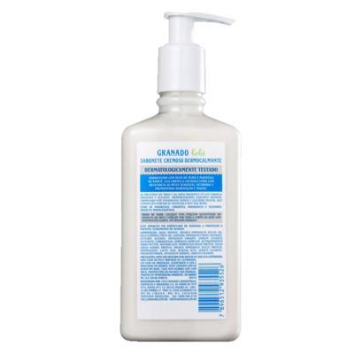 Imagem 2 do produto Sabonete Líquido Granado Dermocalmante Bebê - 250ml