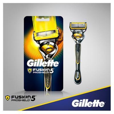 Imagem 14 do produto Aparelho de Barbear Fusion5 Proshield Gillette - 1 Un