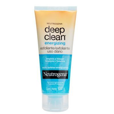 Esfoliante Neutrogena Deep Clean Energizing - 100g