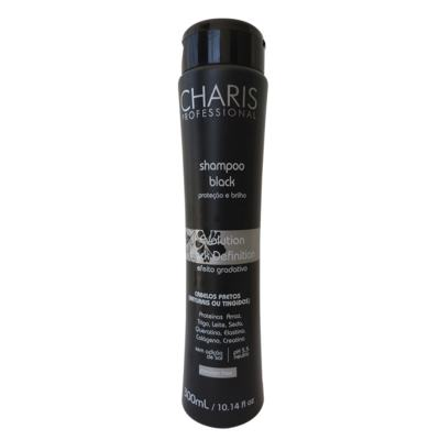 Imagem 1 do produto Charis Evolution Black Definition - Shampoo - 300ml