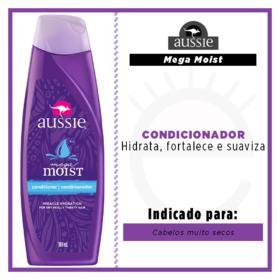 Condicionador Aussie - Moist | 180ml