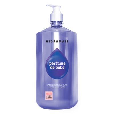 Imagem 1 do produto Sabonete Líquido Perfume de Bebê Hidramais Profissional - 1200ml