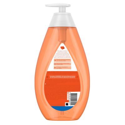 Imagem 3 do produto Sabonete Líquido de Glicerina Da Cabeça aos Pés Johnson's Baby - 750ml