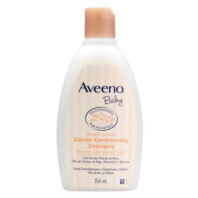 Imagem 7 do produto Aveeno Baby - Shampoo Condicionante Suave - 354ml
