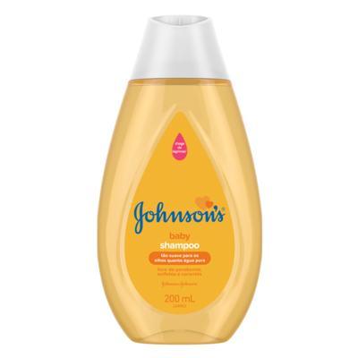 Imagem 1 do produto Johnsons's Baby - Shampoo Regular - 200ml