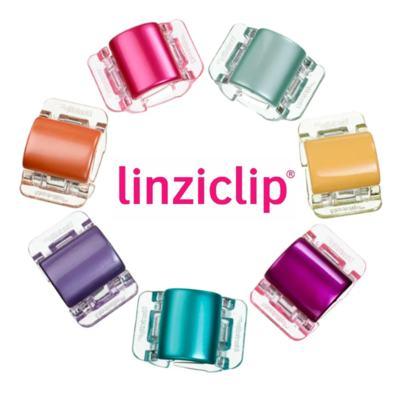 Imagem 5 do produto Prendedor de Cabelos Linziclip Pearlised Diamante - 1 Un