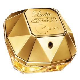 Lady Million Pac-Man Collector Paco Rabanne Perfume Feminino - Eau de Parfum - 80ml