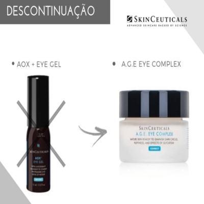 Imagem 11 do produto Skinceuticals AGE Eye Complex Olhos Antiidade - Skinceuticals AGE Eye Complex Olhos Antiidade 15ml
