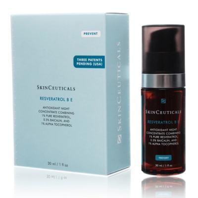 Imagem 10 do produto Resveratrol B E Antioxidante Night SkinCeuticals - Antienvelhecimento Noturno - 30ml